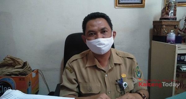 1.100 Pekerja IKM Terdampak Covid -19 di Kabupaten Kapuas Diusulkan Ke Kementerian Perindustrian