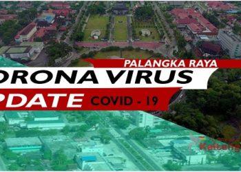 Per 19 September : Tambah 50, Total Positif Covid-19 Kalteng 3.191